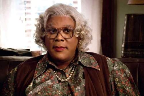 tyler perry in madea