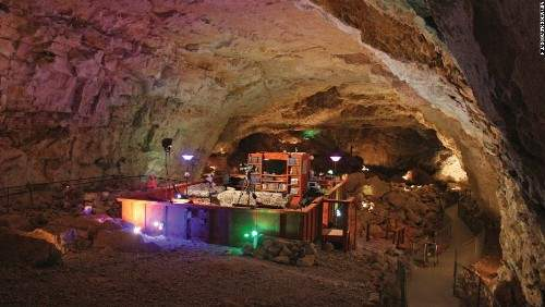 underground hotels at grand canyon