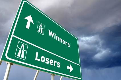 winners and loosers