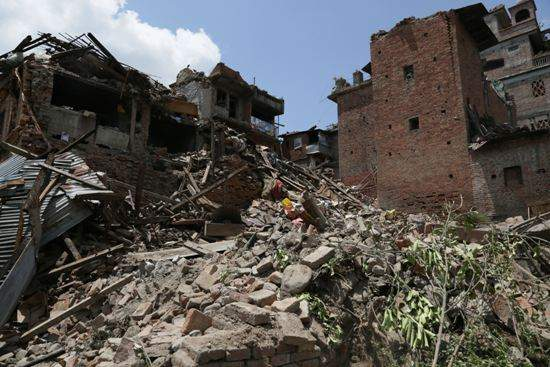 2015 Nepal earthquake aftershocks
