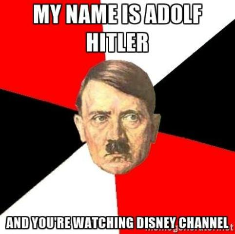 Adolf Hitler and Disney
