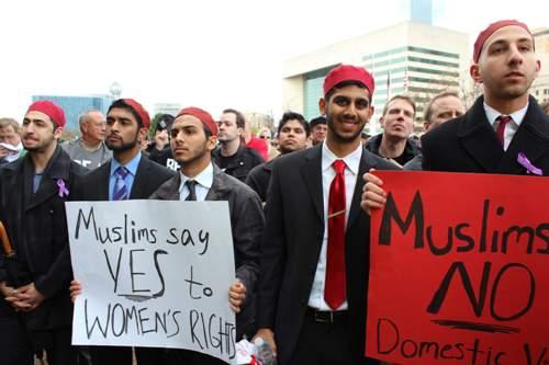 Alif Laam Meem Muslim Fraternity _At Domestic Violence