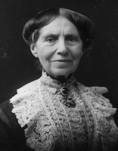 Clara Barton 1904
