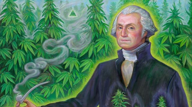 George Washington Hemp Grower