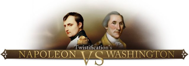 George Washington vs Napoleon