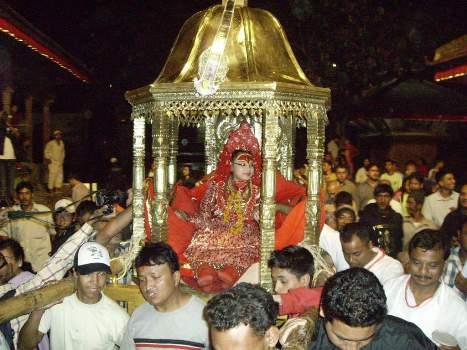 Kumari goddess