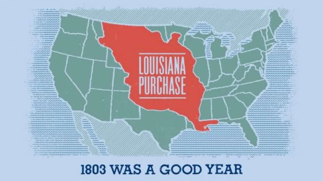 14 Interesting Facts About Louisiana Purchase | OhFact! on