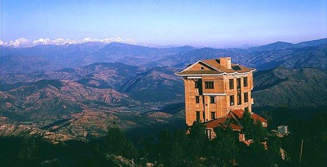 Nagarkot Fort