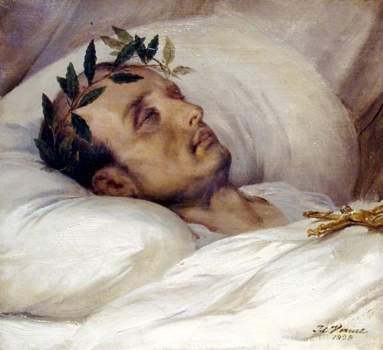 Napoleon death at St Helena
