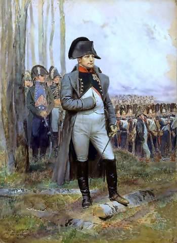 Napoleon in 1806