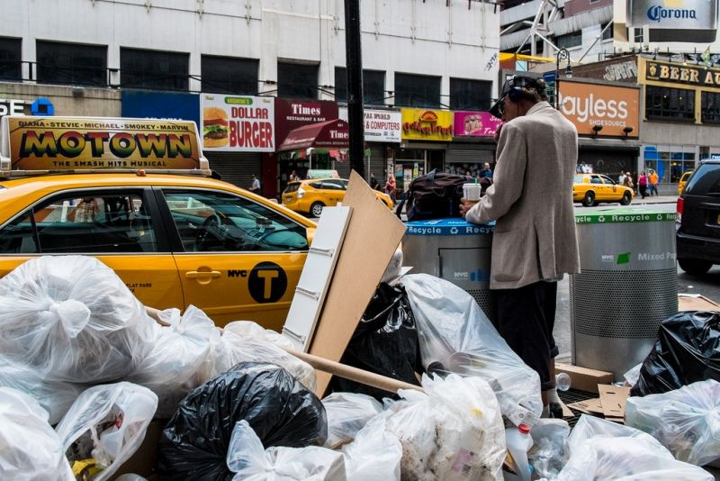 New York Garbage Collection