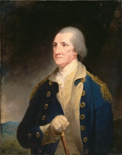 Robert Edge Pine, Portrait of George Washington