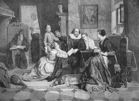 Shakespeare's family circle