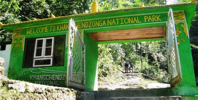 Sikkim Kanchenjunga National Park