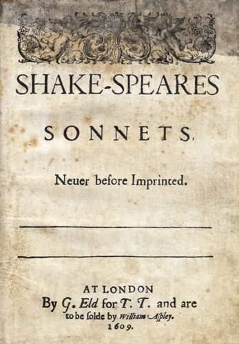 Sonnets- Shakespeare