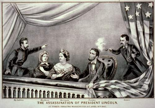The Assassination of President Lincoln