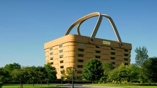 The Basket Factory Longaberger