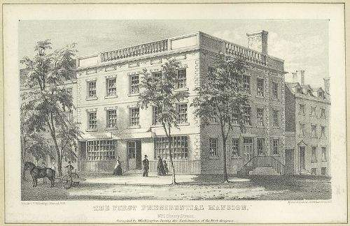 The First Presidential Mansion