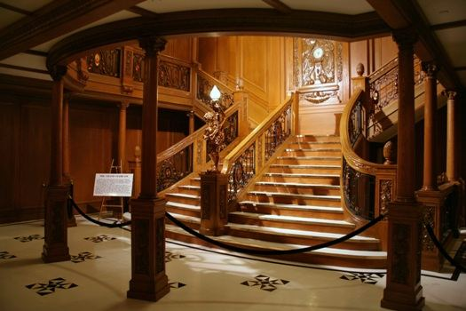 The Grand Staircase Titanic
