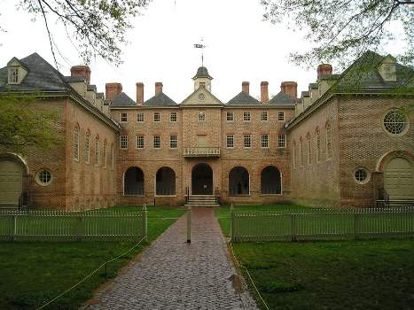 The wren building