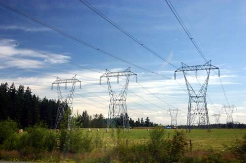 Three Phase Electric Power Transmission