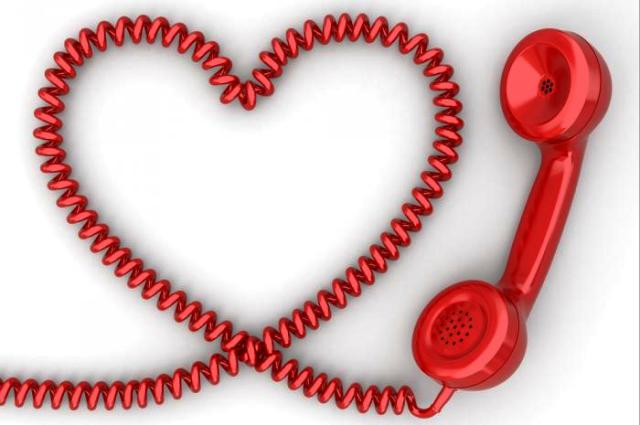 Valentine Day Telephone