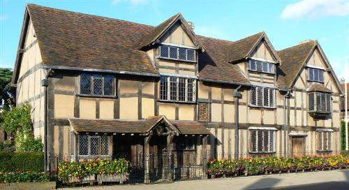 William Shakespeares birthplace, Stratford upon Avon