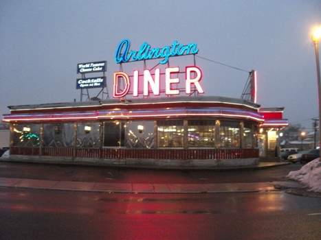 diner, New Jersey