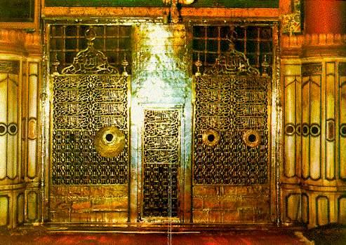 Tomb of Prophet Muhammad