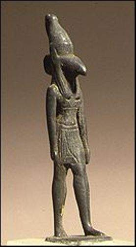 statue of seth
