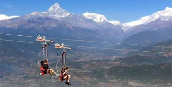 zip flyer in nepal
