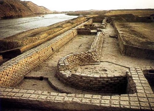 Afghanistan Greek Ancient City