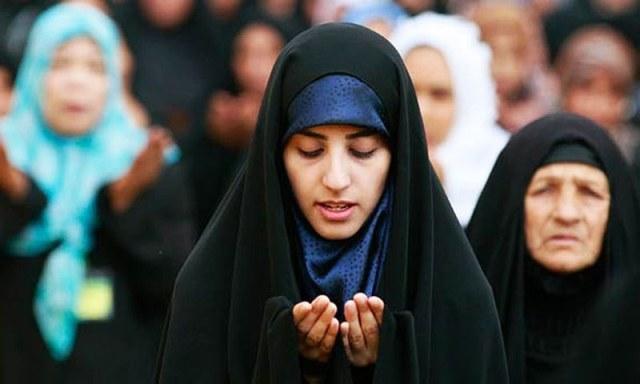Afghanistan Muslims