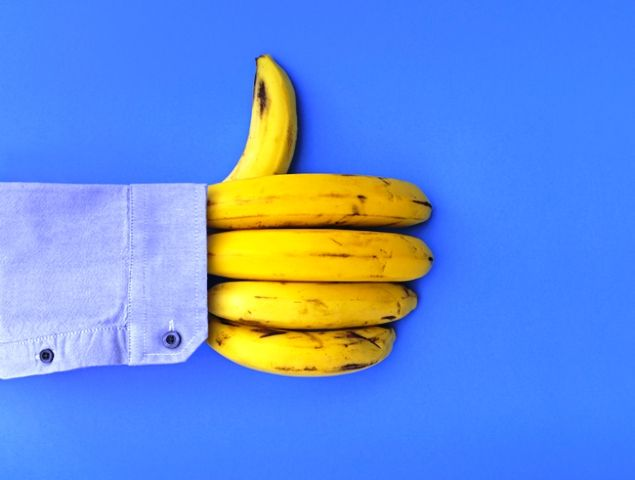 Banana and Finger