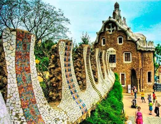Barcelona parks