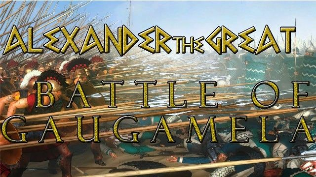 Battle of Gaugamela