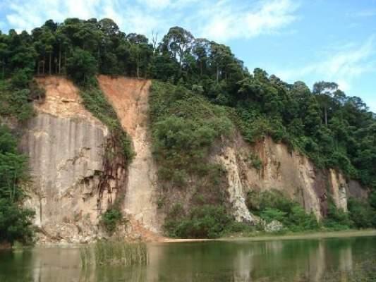 Bukit Timah Lake Singapore