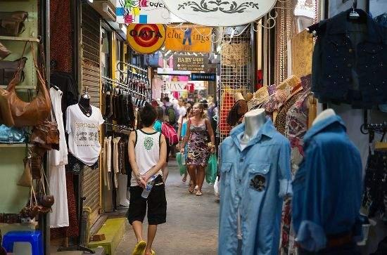 Chatuchak Weekend Market Soi