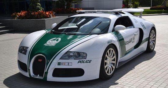 Duba police, ride
