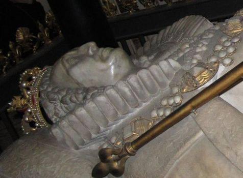 Elizabeth I of England grave