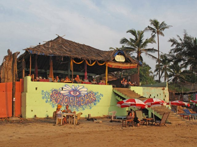Goa Beach Bar