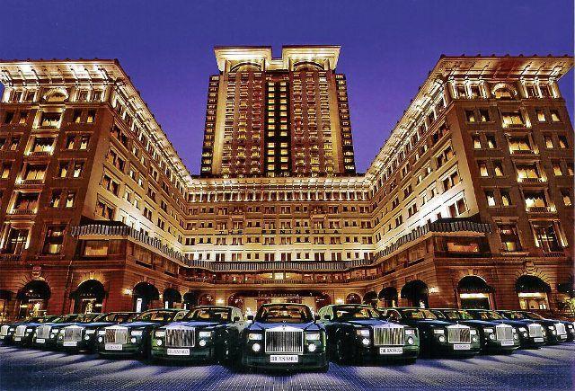 Hong Kong Rolls Royce