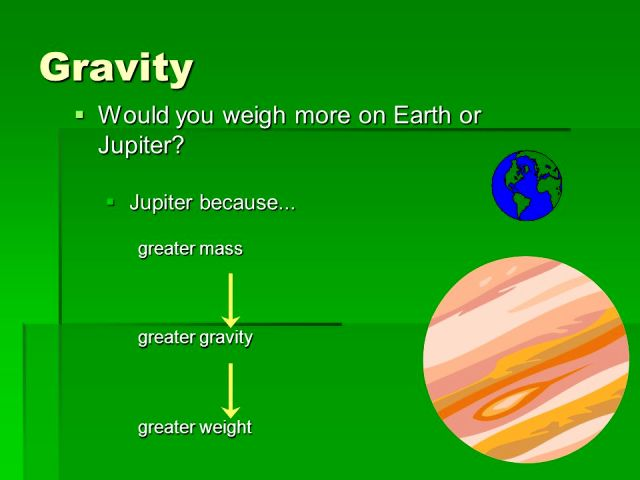 Jupiter Gravity