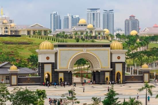 Kuala Lumpur Malaysia Istana Negara