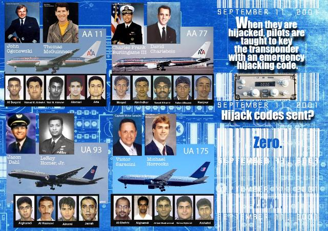 Nine Eleven Hijackers