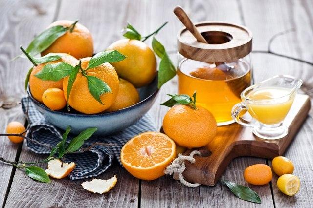 Orange for Health