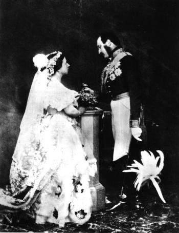 Queen Victoria Albert