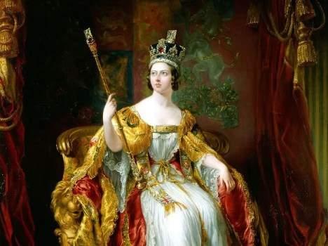 Queen Victoria India