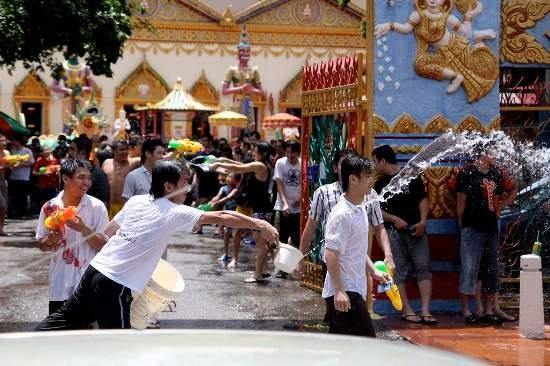 Songkran penang