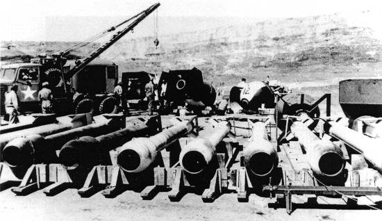 Thin Man plutonium gun bomb casings